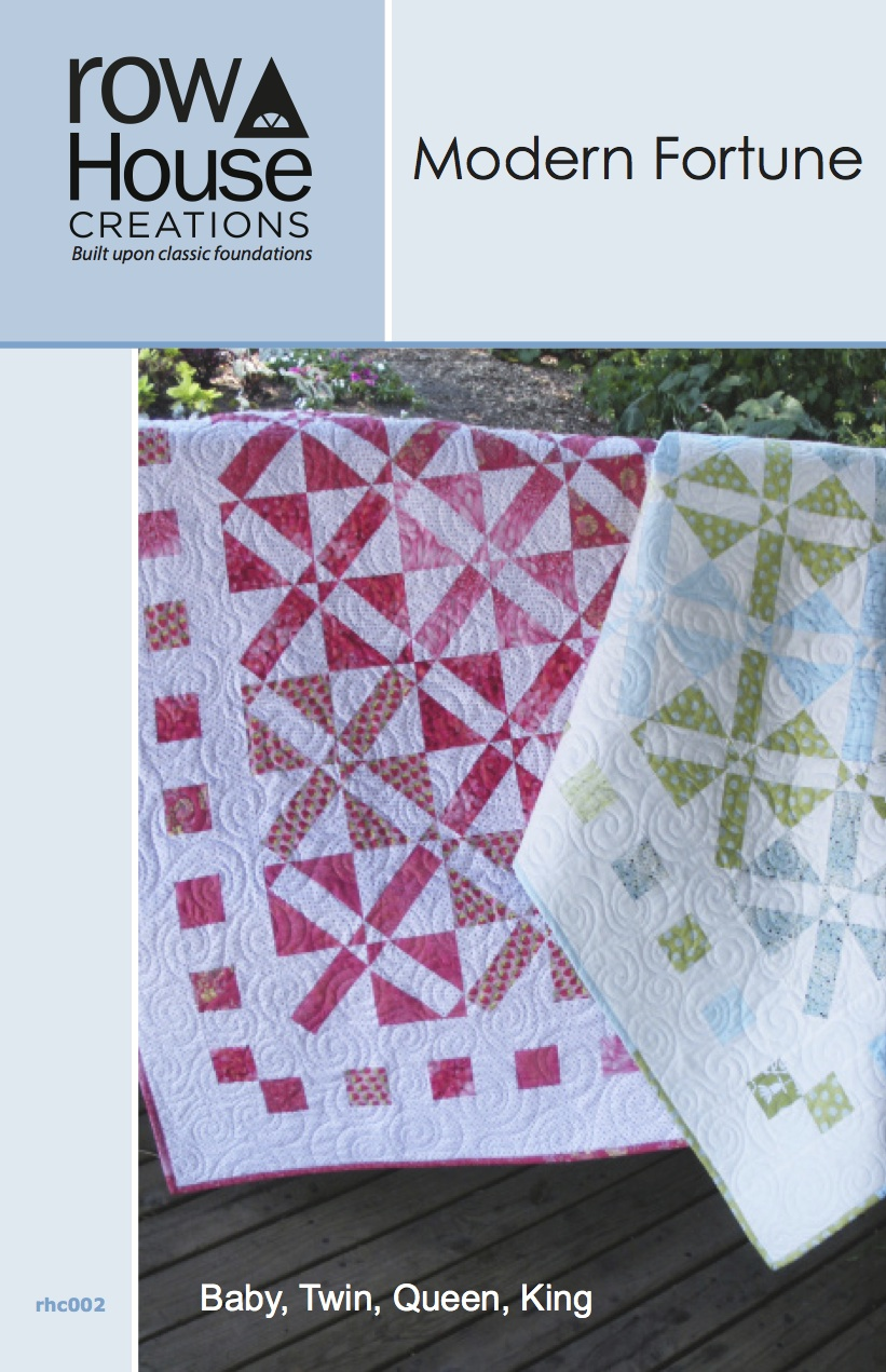 Modern quilt block patterns the image for Modern house quilt block