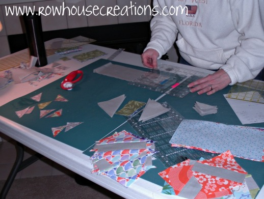 row house creations Cutting Station