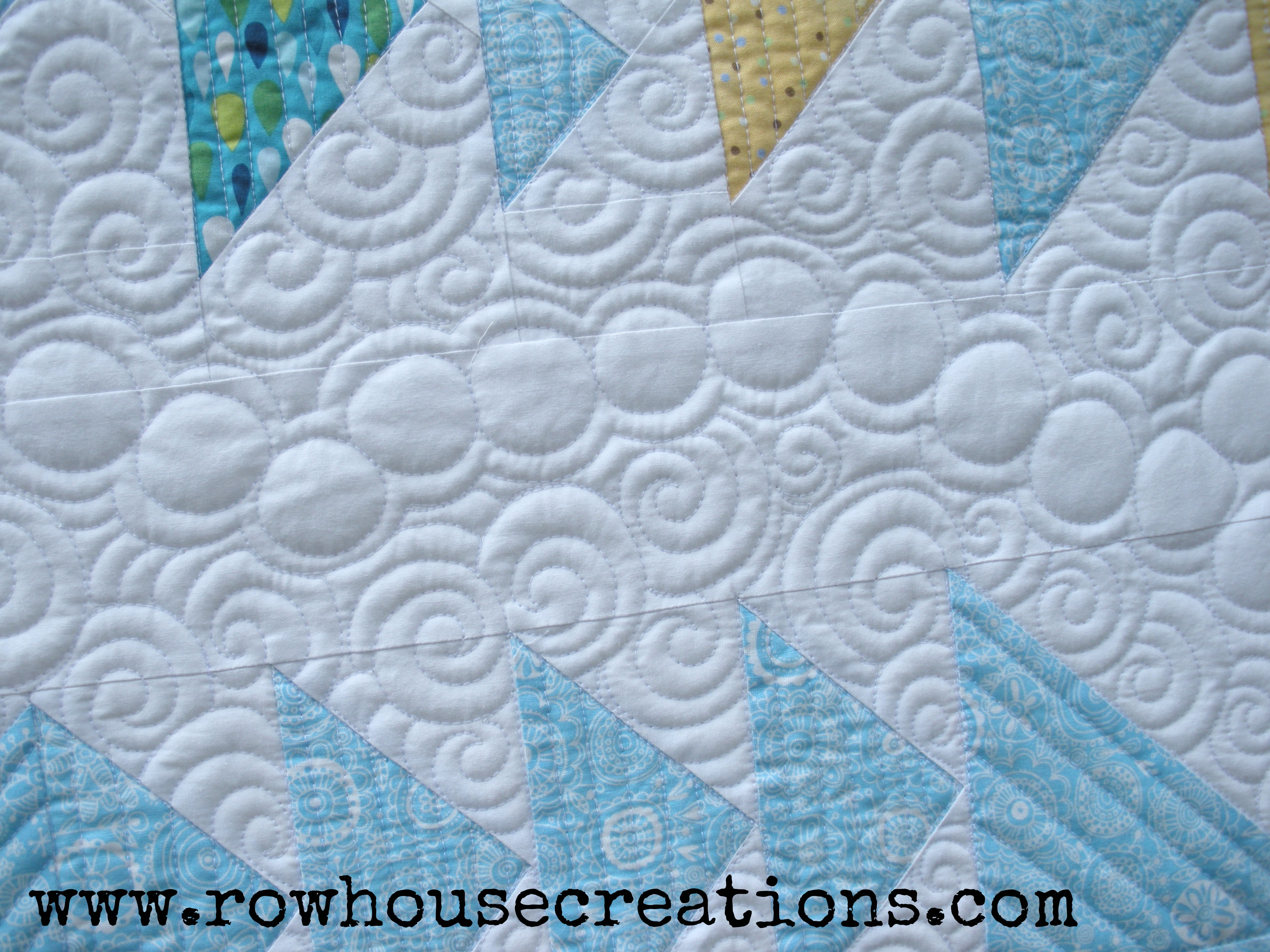 Baby Quilts Row House Creations