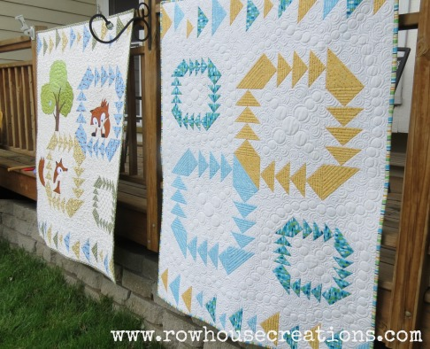 Quilt Pattern Cover Photography
