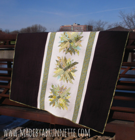 chrysanthemum quilt