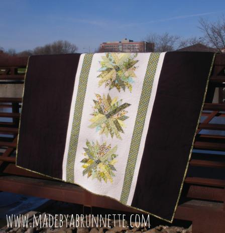 chrysanthemum quilt