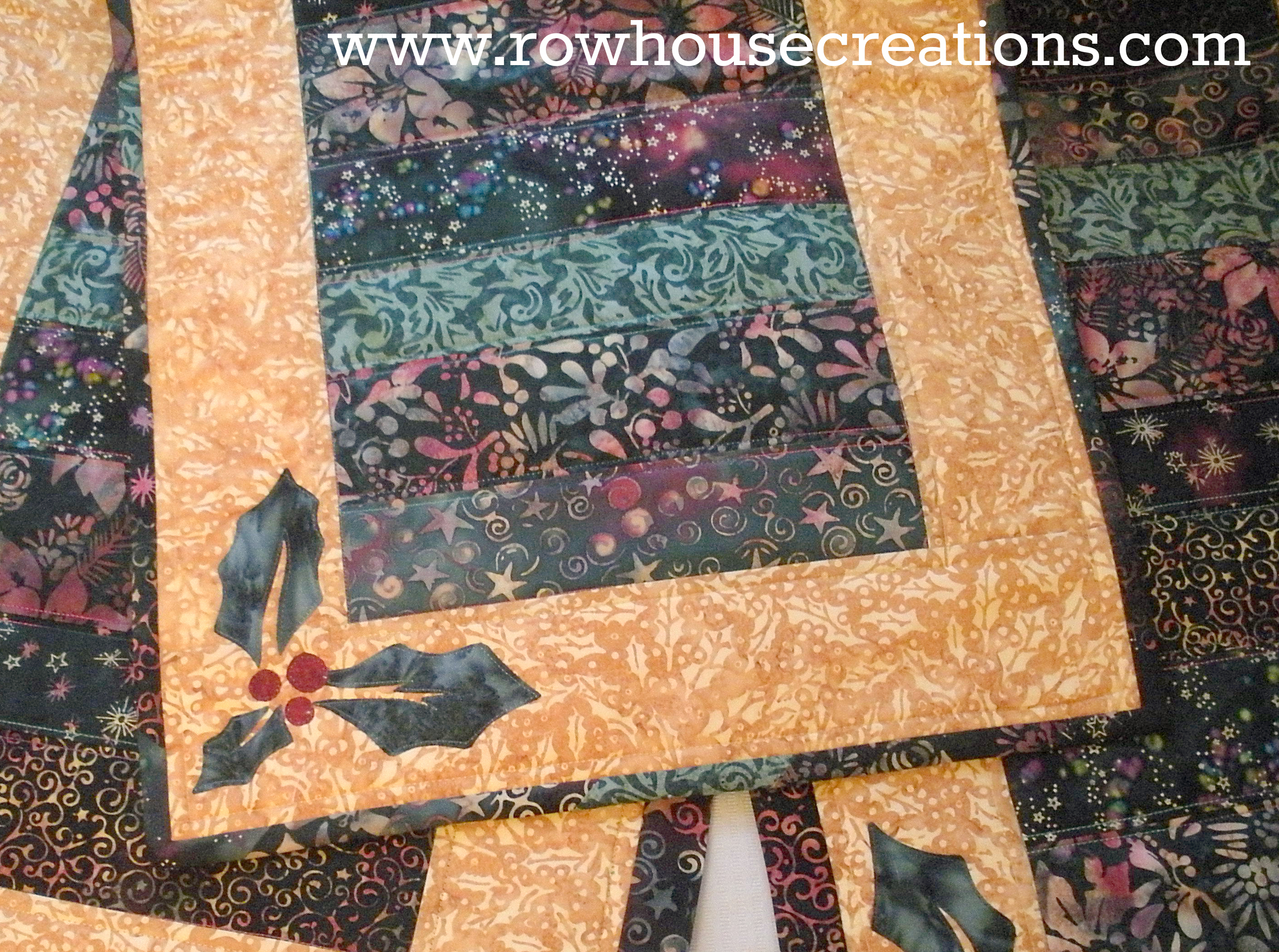 Patterns Row House Creations