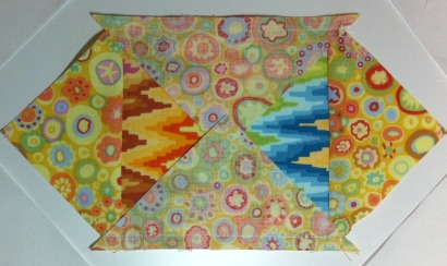 Block 10 Foundations Sampler QAL Economy Patch Quilt Block